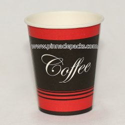 170 Ml Disposable Paper Tea Cup