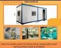 Steel Prefab Portable Isolation Ward