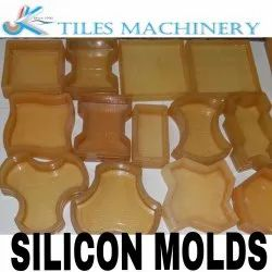 Paving Block Rubber Moulds