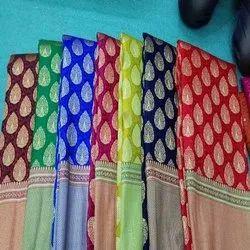 44 Inch Pure Border Banarasi