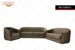 Living Room Sofa Set Butterfly