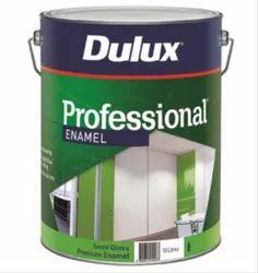 Dulux Professional Full Gloss Enamel Paint, Packaging Type: Tin