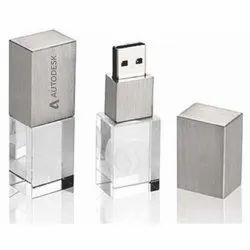Crystal Usb Pen Drive