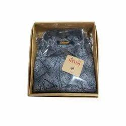 Grey Kiwi Men's Printed Shirt