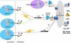 100 Mbps Fiber Lease Line Internet, High Speed Data Limit: 150 Mbps, Internet Technology: Wireless LAN