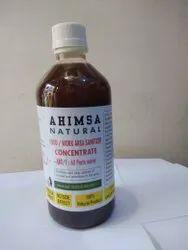 AHIMSA Work Area Sanitizer, Flip Top Bottle