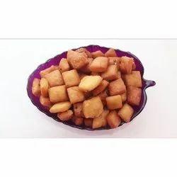 Gurukrupa Foods Sweet Shakarpara, Packaging Size: 500gm