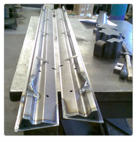 Steel Fabrication Services: Sheet Metal Fabrication MS And SS Services In Vatva
