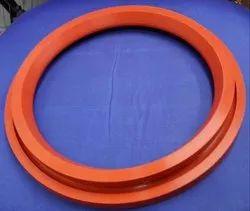 Dome Velve  seal silicon rubber