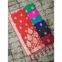 Zarika Hit Color Vol 12 Banarasi Silk Dupatta