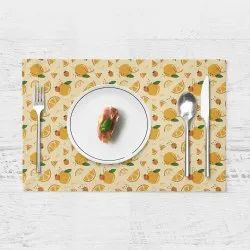 Fused Cotton Placemats