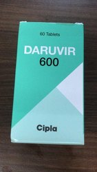 600 mg Daruvir Tablets