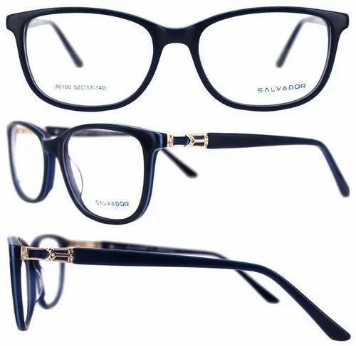 59db1bfa1eb1 Salvador Elegant Women s Acetate Designer Optical Eyewear-46100 ...