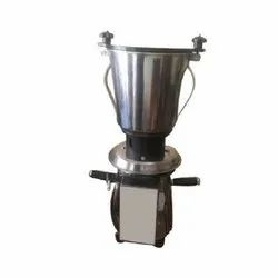 10 LTR (2HP) Mixer Machine (Round Model)