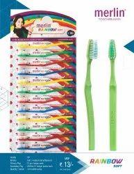 Merlin Rainbow Toothbrush