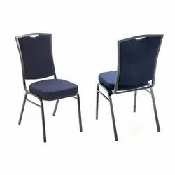 Polished Frame Banquet Chair
