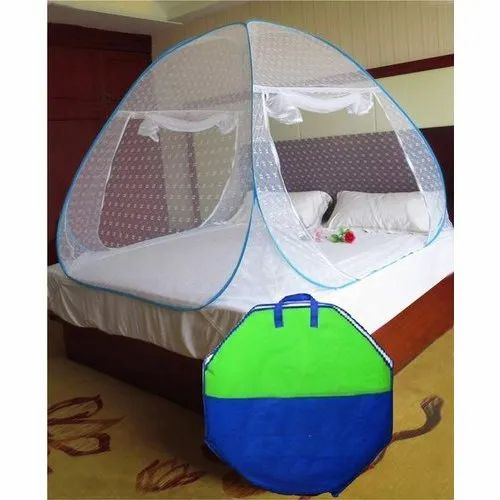 Embroidered Mosquito Bed Net