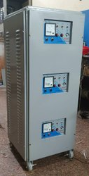 Air Cooled Servo Voltage Stabilizer