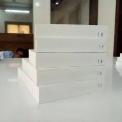 18 MM White PVC Foam Sheet