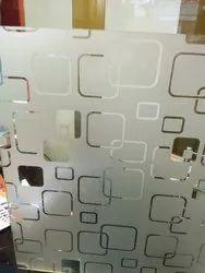 Desiner glass
