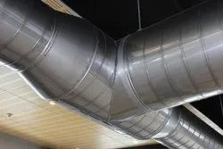 GI Ducting Fabrication