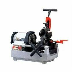 Pipe Threading Machine -Manual And Automatic