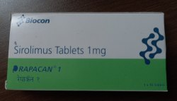 Sirolimus Tablets / Rapacan - 1 Mg