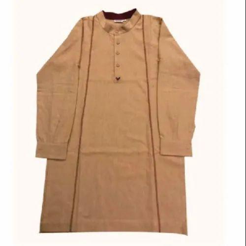 1c44a1537e Dark Beige Ultra Uniforms Salwar Kameez Girls School Uniform, Age Group:  5-16