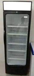 nirvana black Vertical Display Chillers, Storage Capacity: 300, 1