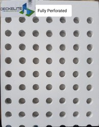 Fully Perforated Acoustic Panel