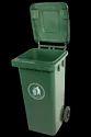 Outdoor Garbage Bins