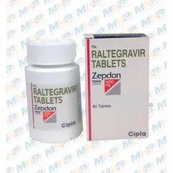 Zepdon (Raltegravir) 400mg