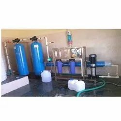 RO 2000 LPH Plant Ultraviolet With Ultrafiltration