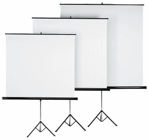 Tripod - Projection Screens- Portable