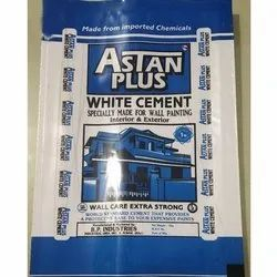 Cement Packaging Printed Plastic Pouch