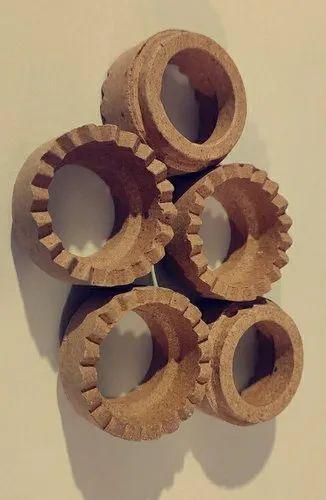 Ceramic Ferrule Ceramic Ferrule 25 Mm For Stud Welding Manufacturer From Anand