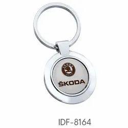 Skoda Metal Key Chain