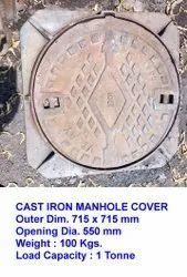 Cast Iron Manhole Cover