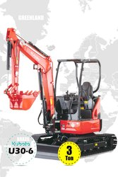3000 mm Backhoe Loader