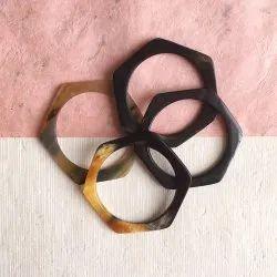 Buffalo Horn Bangle / Horn Jewellery
