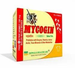 Mycogin Bolus (Vet)