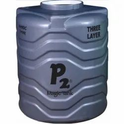 P2 Magic Water Storage Tanks
