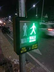 Pedestrian Crossing Controller