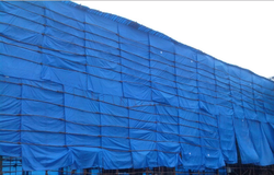HDPE Construction Covers for Cement Protection