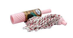 Multicolor Cotton Plastic, Smart Clean Cap Mop, For Floor Cleaning