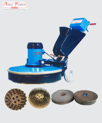 Heavy Duty Scrubber Machine