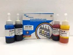Canon Yellow/Cyan/Magneta/Black Ink Bottle