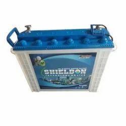 Shieldon 220 Ah Tall Tubular Inverter Battery, 12v, Capacity: 200 to 220 Ah