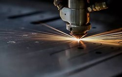 Steel Laser Cutting Services, For Industrial & Interiors, in Delhi Ncr
