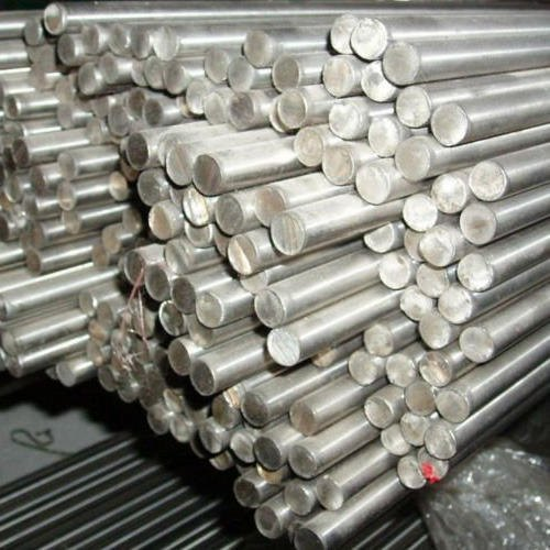 Amar Steel SS304 Stainless Steel Round Bar, for Construction